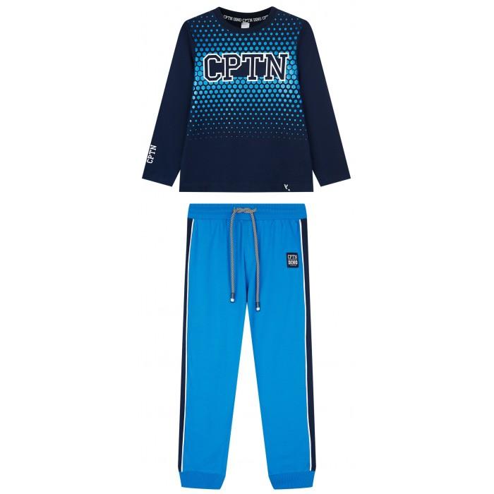 Картинка для Комплекты детской одежды Playtoday Комплект для мальчика Captain Dino kids boys 32012134