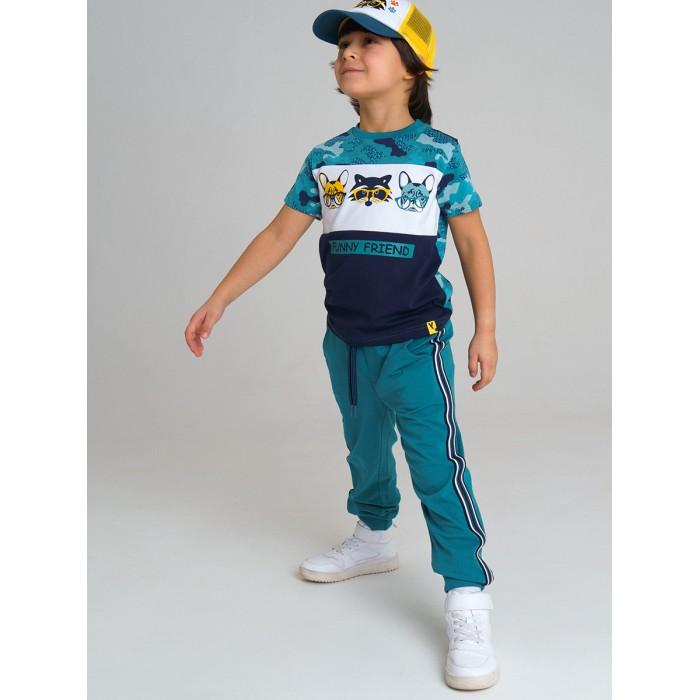 Playtoday Комплект для мальчика (футболка и брюки) 12112312
