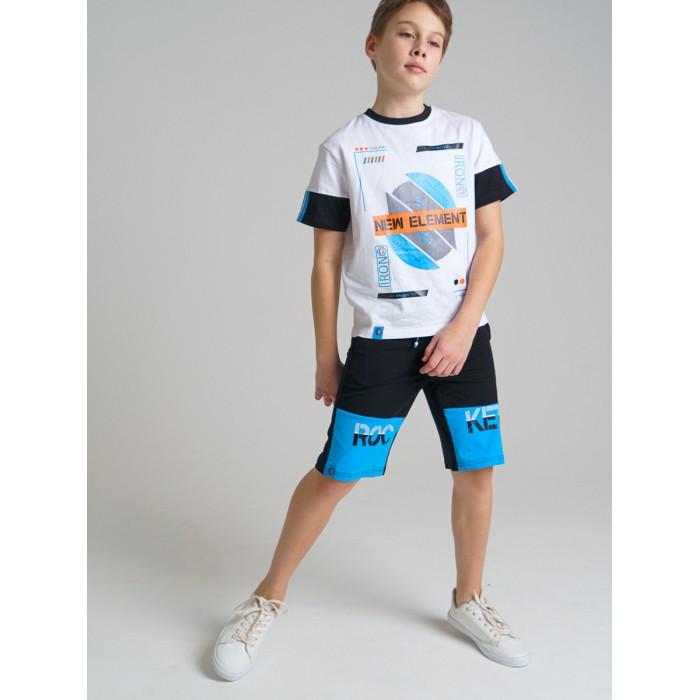Купить Комплекты детской одежды, Playtoday Комплект для мальчика (футболка и шорты) 12111227