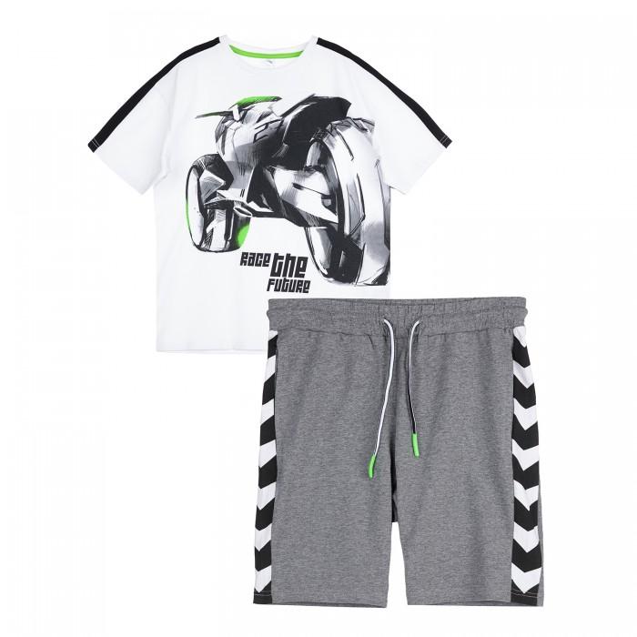 Купить Комплекты детской одежды, Playtoday Комплект для мальчика (футболка и шорты) 12111426