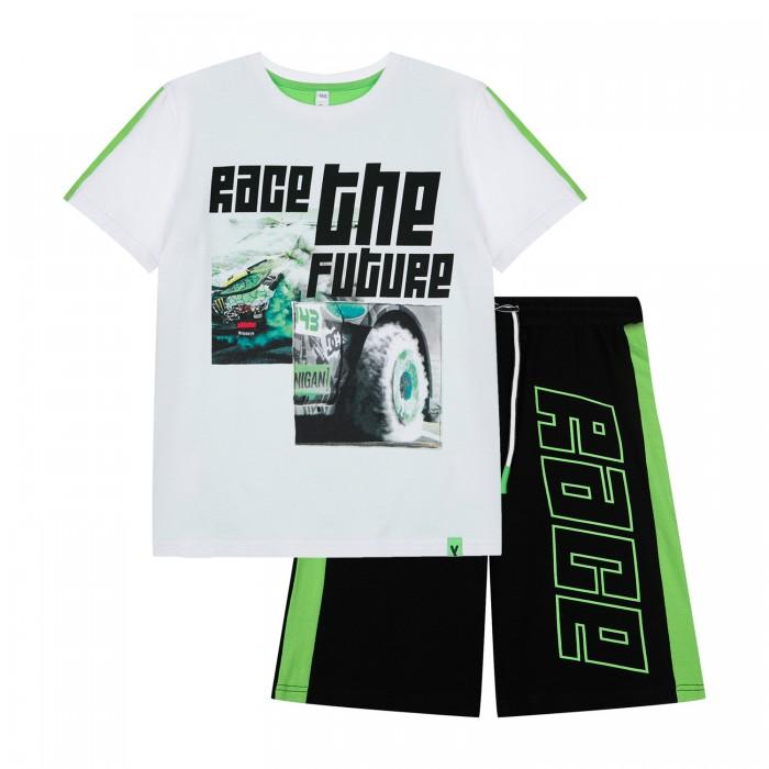 Купить Комплекты детской одежды, Playtoday Комплект для мальчика (футболка и шорты) 12111427