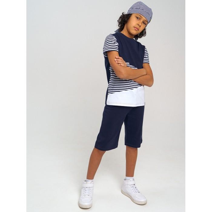 Купить Комплекты детской одежды, Playtoday Комплект для мальчика (футболка и шорты) 12111520