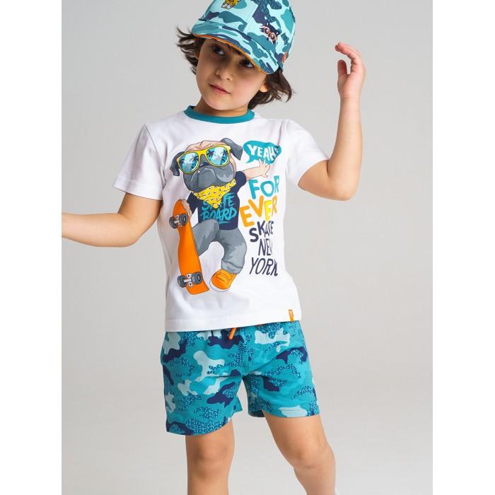 Playtoday Комплект для мальчика (футболка и шорты) 12112302