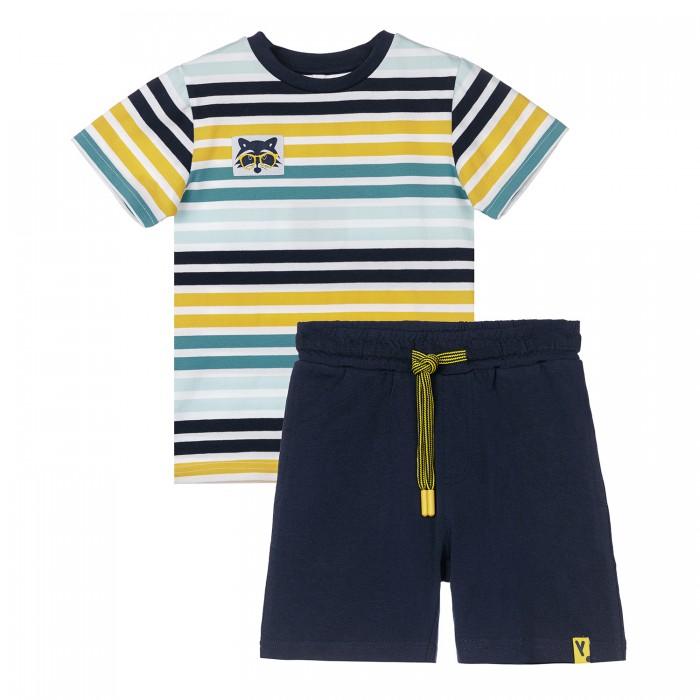 Playtoday Комплект для мальчика (футболка и шорты) 12112315
