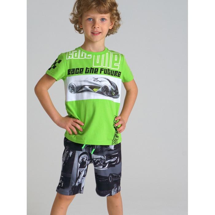 Купить Комплекты детской одежды, Playtoday Комплект для мальчика (футболка и шорты) 12112428