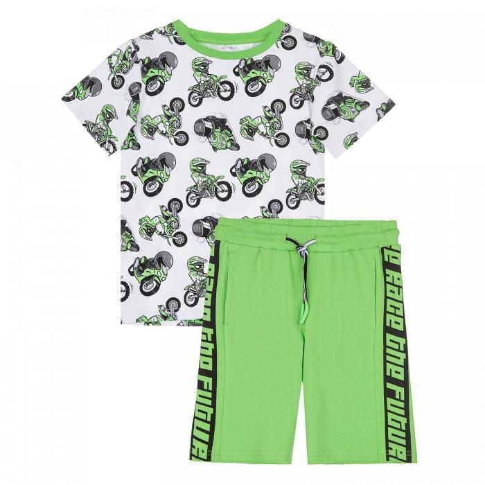 Купить Комплекты детской одежды, Playtoday Комплект для мальчика (футболка и шорты) 12112470