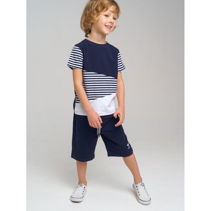 Купить Комплекты детской одежды, Playtoday Комплект для мальчика (футболка и шорты) 12112520