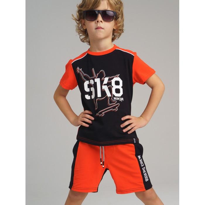 Купить Комплекты детской одежды, Playtoday Комплект для мальчика (футболка и шорты) 12112637