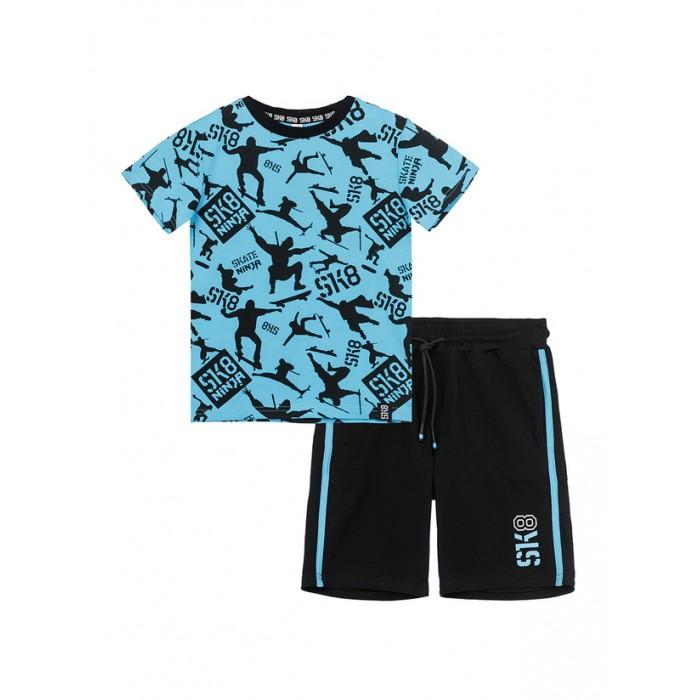 Купить Комплекты детской одежды, Playtoday Комплект для мальчика (футболка и шорты) 12112638