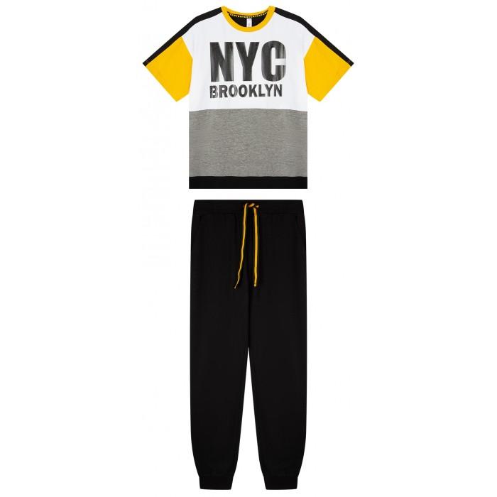 Картинка для Комплекты детской одежды Playtoday Комплект для мальчика NY street tween boys