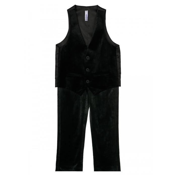 Комплекты детской одежды, Playtoday Комплект для мальчика (жилет и брюки) 42012001  - купить со скидкой