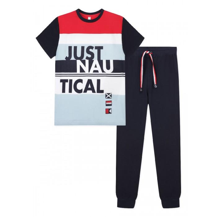 Playtoday Комплект для мальчиков (футболка, брюки) 220112019