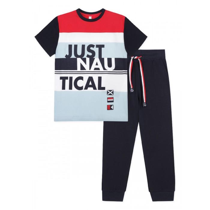 Playtoday Комплект для мальчиков (футболка, брюки) 220212019