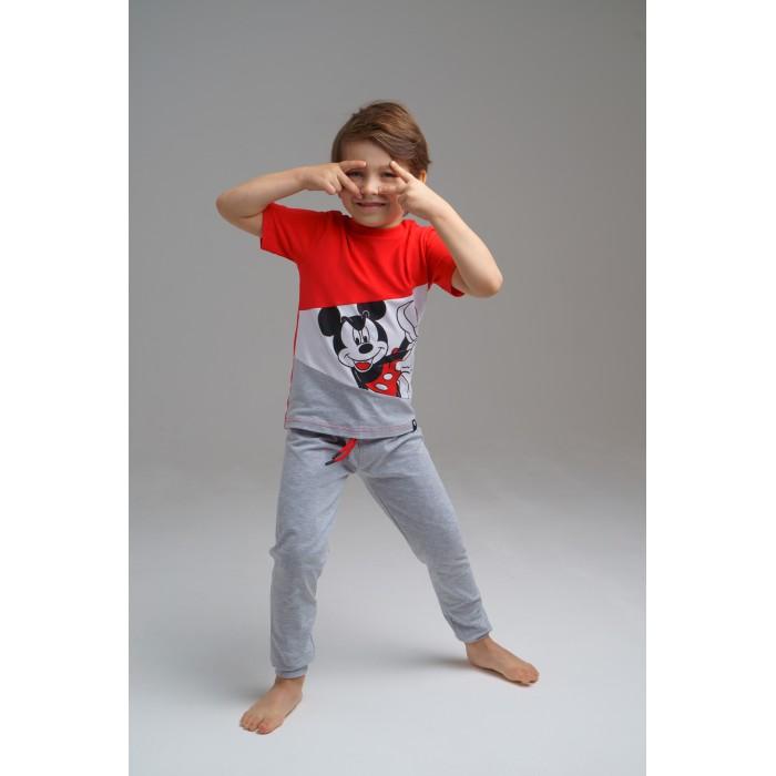 Купить Комплекты детской одежды, Playtoday Комплект для мальчиков (футболка, брюки) Home kids boys 2020