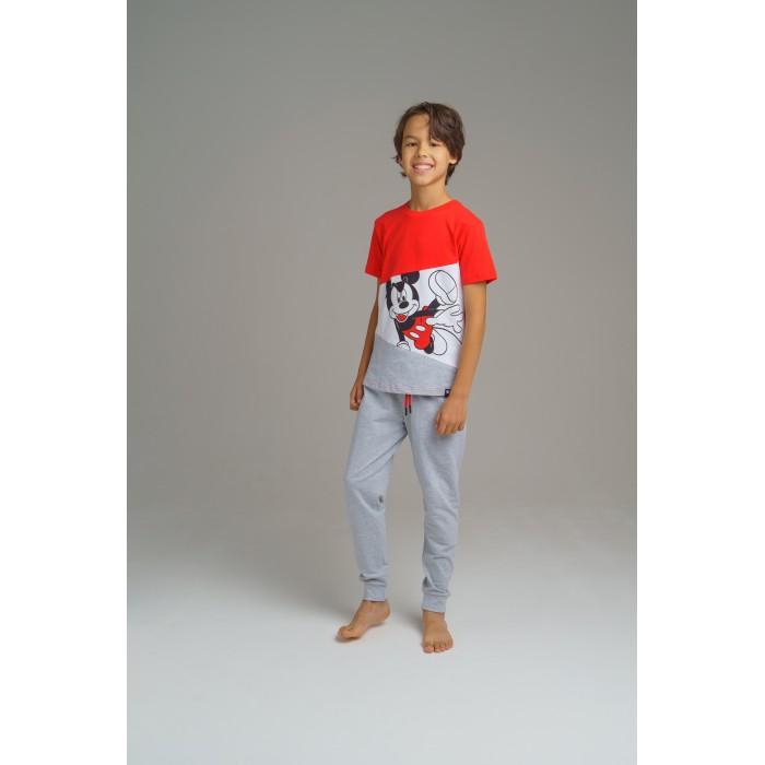 Купить Комплекты детской одежды, Playtoday Комплект для мальчиков (футболка, брюки) Home tween boys 2020 32031813
