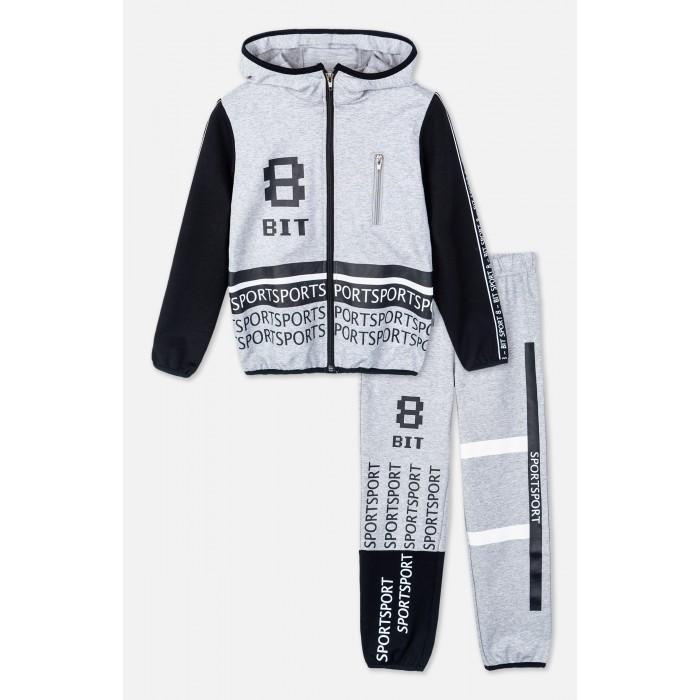 Картинка для Спортивные костюмы Playtoday Комплект для мальчиков (толстовка, брюки) Sport boys tween