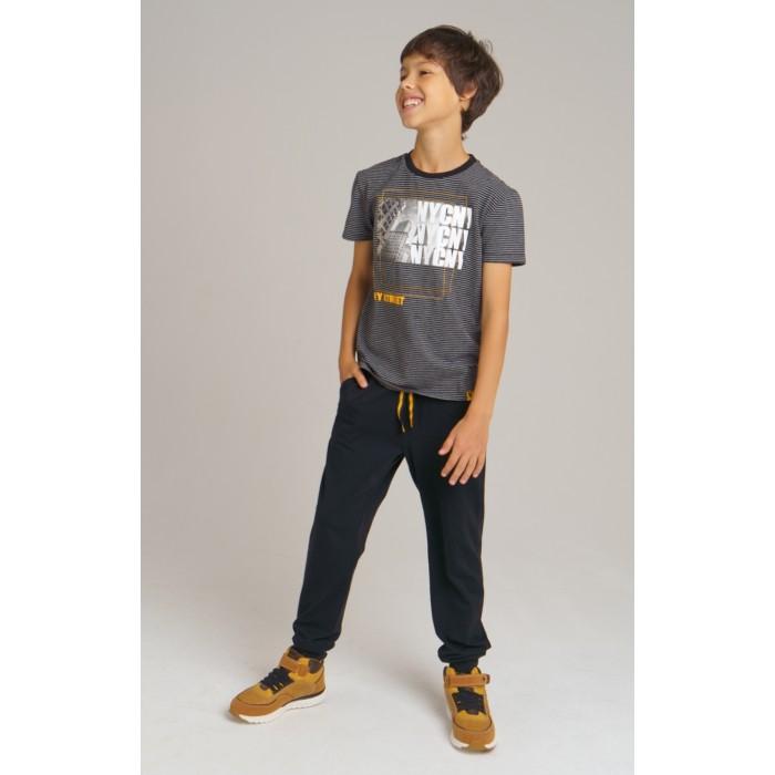 Картинка для Комплекты детской одежды Playtoday Комплект: фуфайка и брюки NY street tween boys