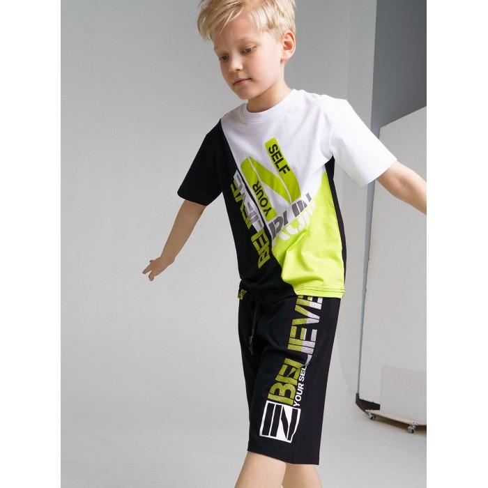 Playtoday Комплект: футболка, шорты для мальчика 22117005