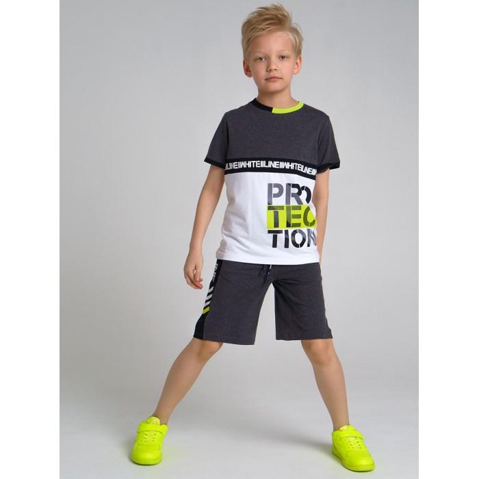 Playtoday Комплект: футболка, шорты для мальчика 22117006