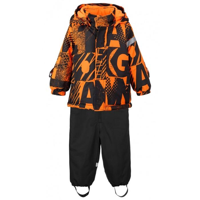 Картинка для Утеплённые комплекты Playtoday Комплект утепленный: куртка и полукомбинезон Active baby boys