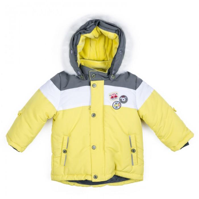 Куртки, пальто, пуховики Playtoday Куртка детская текстильная для мальчиков Первый друг 377051 куртки пальто пуховики playtoday куртка текстильная для мальчиков пульс лондона 371001