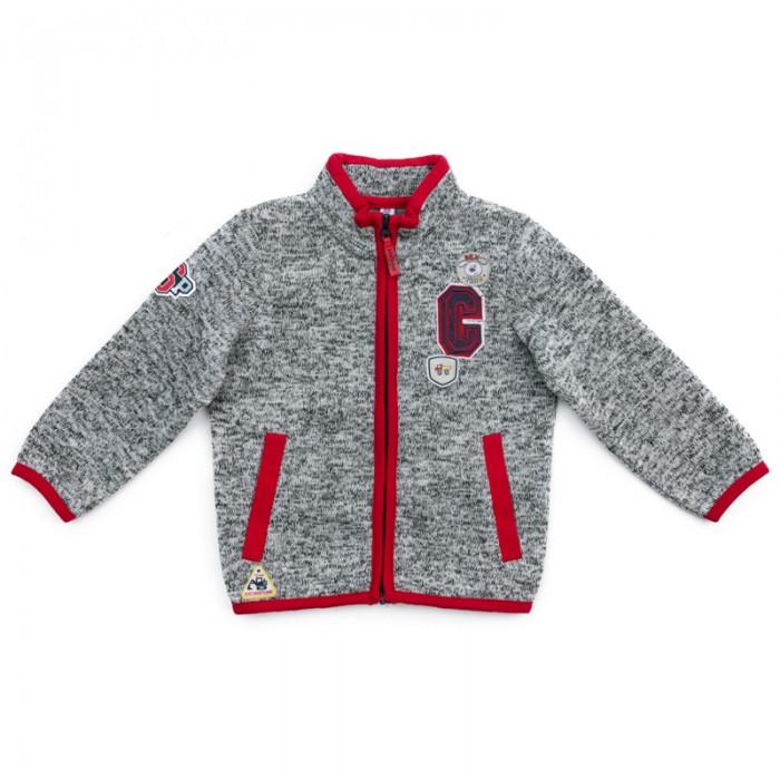 Толстовки, свитшоты, худи Playtoday Куртка детская текстильная для мальчиков Первый друг 377061