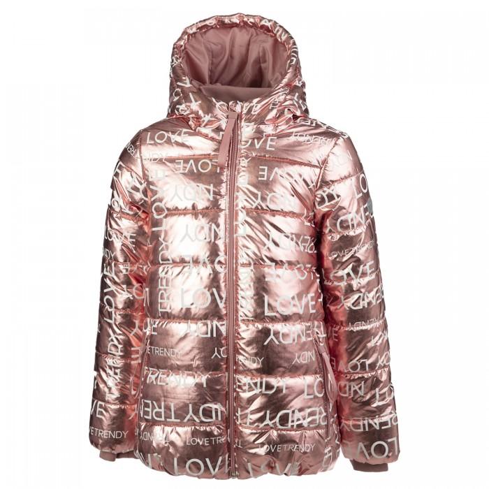 Playtoday Пальто для девочек Glamor kids girls 3202266