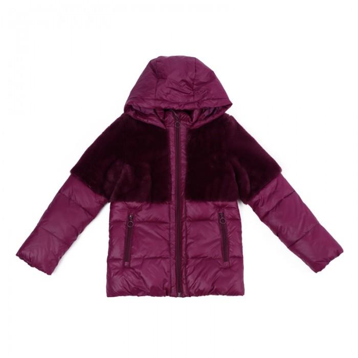 Картинка для Playtoday Куртка для девочек Холодное Сияние 382003