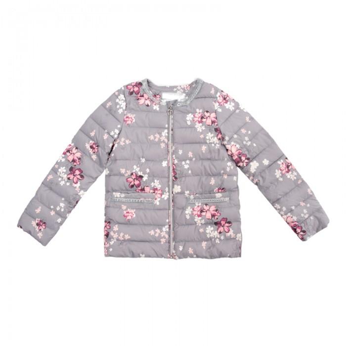 Playtoday Куртка для девочек Холодное Сияние 382004
