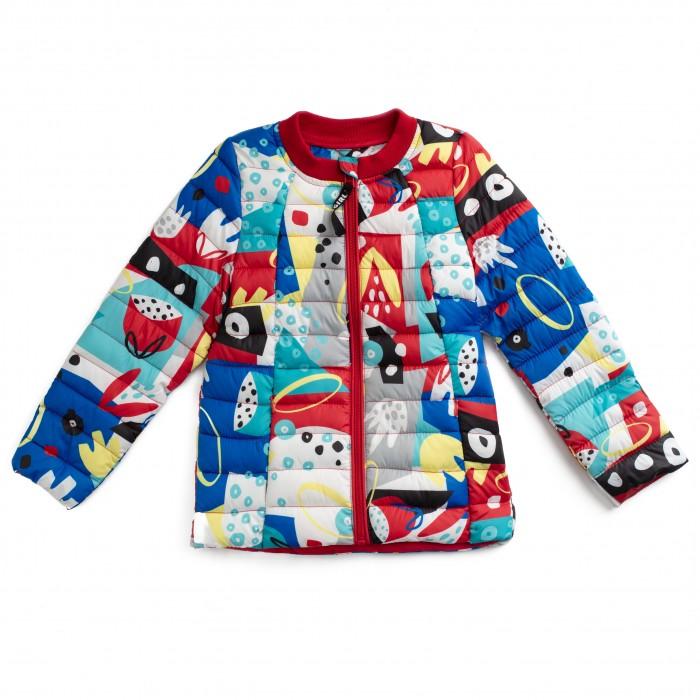 Playtoday Куртка для девочек Искорка 192062