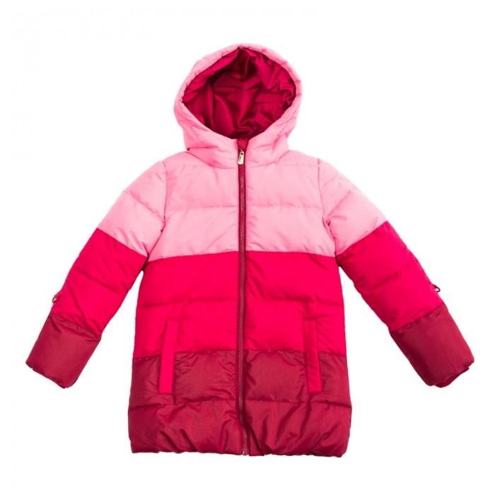 Playtoday Куртка для девочек Калейдоскоп фантазий 382150