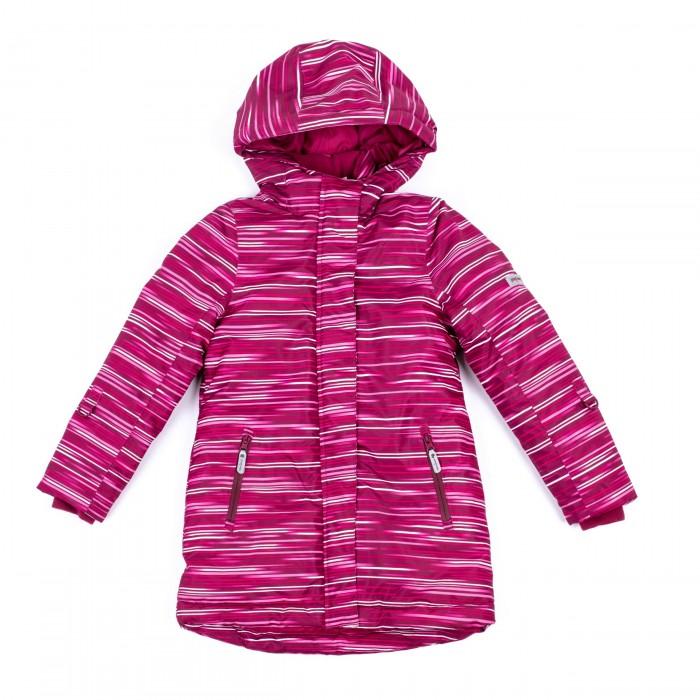 Playtoday Куртка для девочек Калейдоскоп фантазий 382151