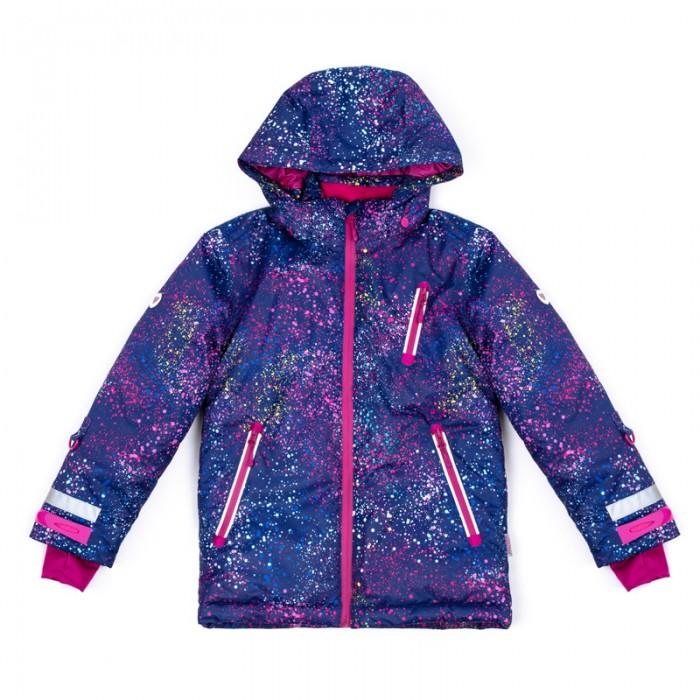 Playtoday Куртка для девочек Неоновое настроение 389002Куртки, пальто, пуховики<br>Playtoday Куртка для девочек Неоновое настроение 389002 это сочетание привлекательного дизайна и практичности.  О такой текстильной куртке мечтает каждая юная модница! Утепленная модель оригинальной расцветки с множеством продуманных деталей: отстегивающийся капюшон, вместительные карманы на молнии, дополнительный трикотажный манжет, фиксирующийся на большом пальце, специальный регулятор объема рукава на липучке, юбка-кулиска, защищающая от задувания ветра. Девочка будет в восторге, а мама — спокойна: холода и ветра ребенку ничуть не страшны!  Состав: Верх: 100% полиэстер, Подкладка: 100% полиэстер, Наполнитель: 100% полиэстер, 300 г/м2 Уход: Автоматическая стирка, максимальная температура стирки 30°С. Не отбеливать. Гладить запрещено. Можно выжимать и сушить в стиральной машине.  PlayToday — одежда, которую хочется носить. Главным отличительным преимуществом торговой марки PlayToday является создание коллекций одежды, обуви и аксессуаров для детей на каждый день для любого случая жизни – дома, прогулок или занятий спортом, а также торжественных случаев. Таким образом, концептуально ассортимент основывается на распорядке дня ребенка. PlayToday – модная и удобная одежда для детей на каждый день, на каждый сезон.