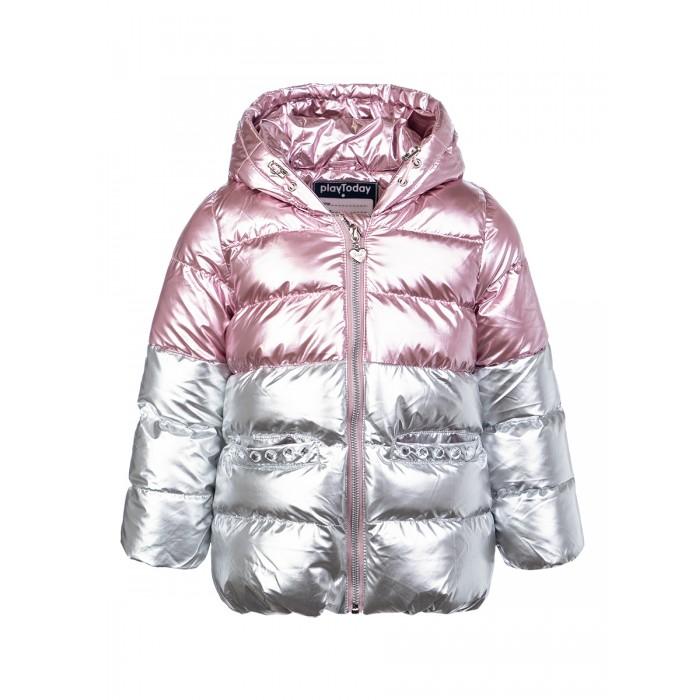 Купить Верхняя одежда, Playtoday Куртка для девочек текстильная