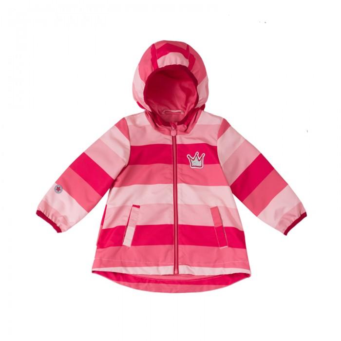 Детская одежда , Куртки, пальто, пуховики Playtoday Куртка для девочек Забавный кролик 188007 арт: 452484 -  Куртки, пальто, пуховики
