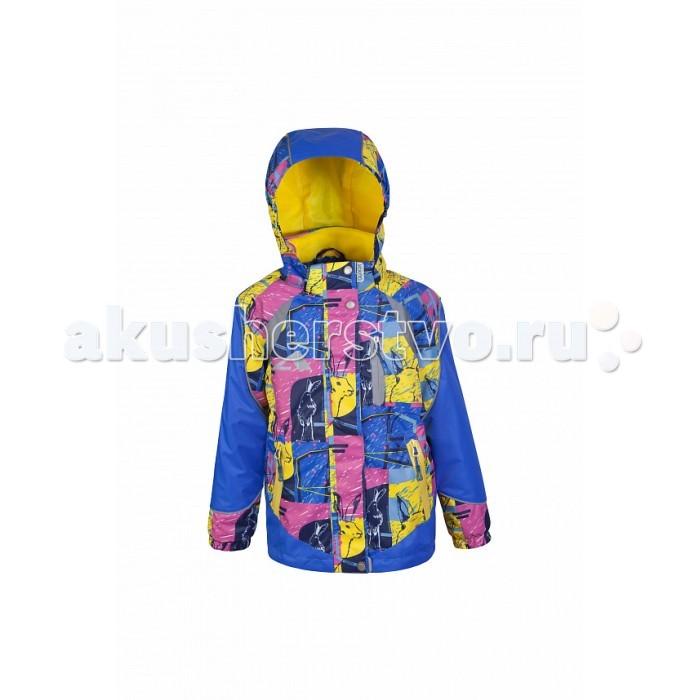 Детская одежда , Ветровки, плащи, дождевики и жилеты Oldos Куртка для девочки Агния арт: 376194 -  Ветровки, плащи, дождевики и жилеты