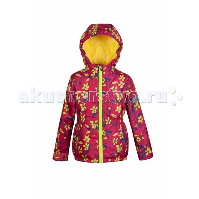 Куртки, пальто, пуховики Oldos Куртка для девочки Альма куртка для девочки jicco by oldos 3к1717 эсма цвет сирень бирюзовый 92 4690205253828
