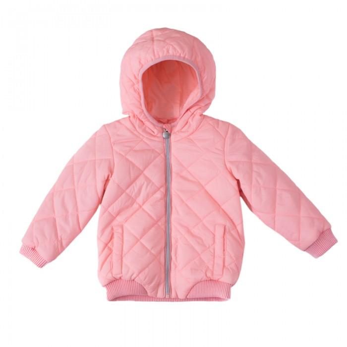 Детская одежда , Куртки, пальто, пуховики Playtoday Куртка для девочек Забавный кролик 188006 арт: 452479 -  Куртки, пальто, пуховики