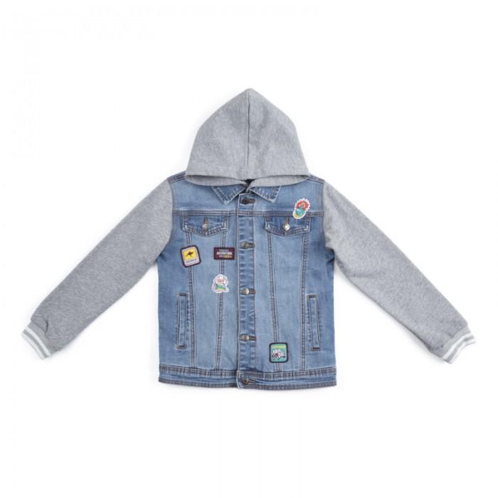 Детская одежда , Куртки, пальто, пуховики Playtoday Куртка для мальчика Летнее приключение 181156 арт: 458556 -  Куртки, пальто, пуховики