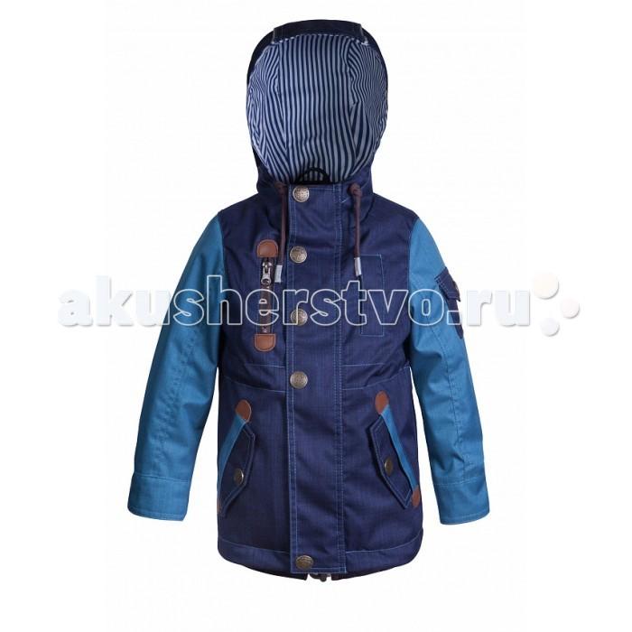 Детская одежда , Ветровки, плащи, дождевики и жилеты Oldos Куртка для мальчика Мартин арт: 375589 -  Ветровки, плащи, дождевики и жилеты