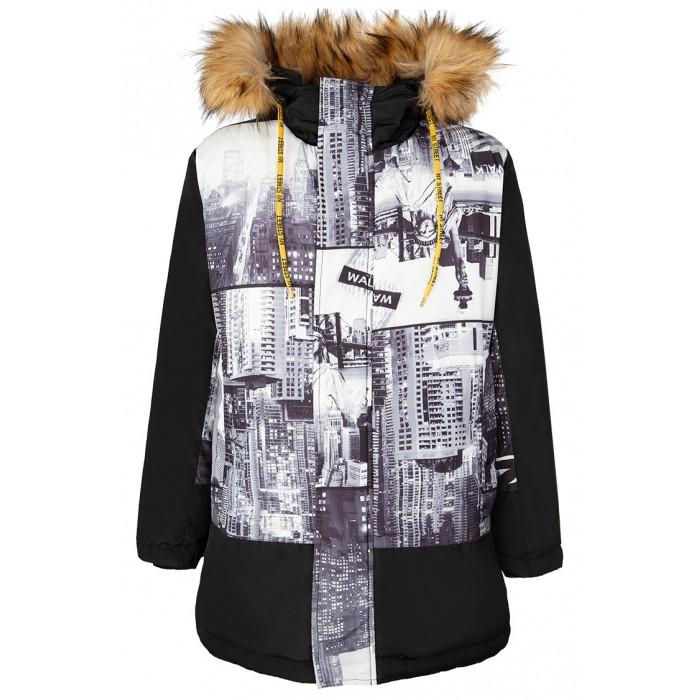 Картинка для Верхняя одежда Playtoday Куртка для мальчика NY street tween boys 32011218