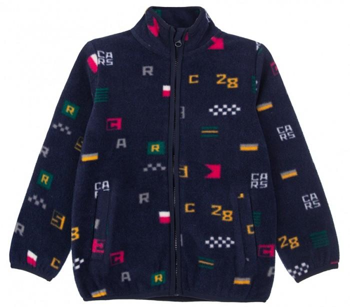 Картинка для Джемперы и кардиганы Playtoday Куртка для мальчика Super cars kids boys 32012006