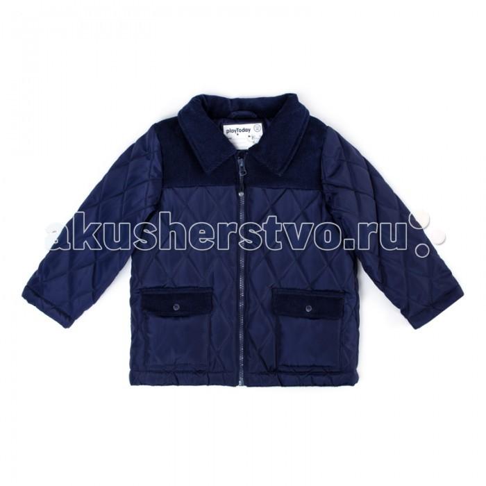 Купить Верхняя одежда, Playtoday Куртка для мальчиков Большой Дэнди 387006