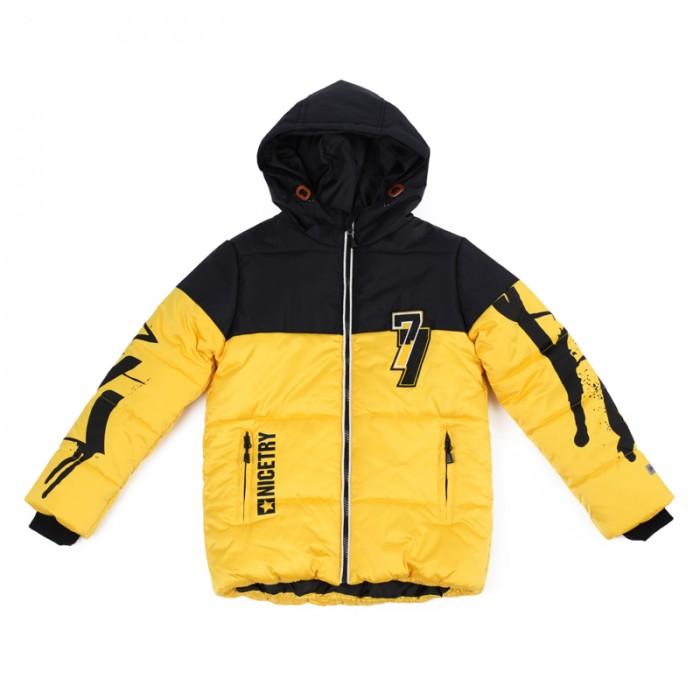 Купить Куртки, пальто, пуховики, Playtoday Куртка для мальчиков Истории улиц 381001