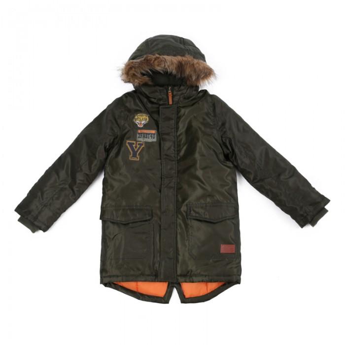 Купить Верхняя одежда, Playtoday Куртка для мальчиков Каменные джунгли 381052