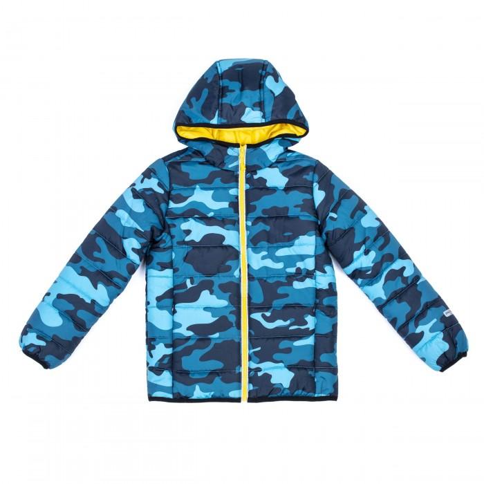 Playtoday Куртка для мальчиков Каменные джунгли 381054