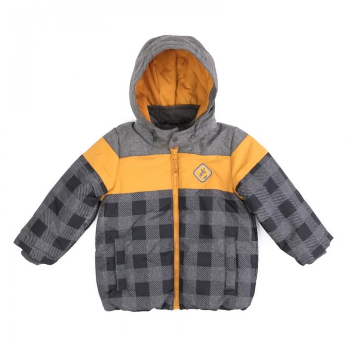 Детская одежда , Куртки, пальто, пуховики Playtoday Куртка для мальчиков Маленькие строители 187001 арт: 451014 -  Куртки, пальто, пуховики