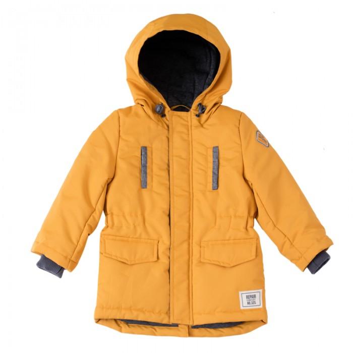 Детская одежда , Куртки, пальто, пуховики Playtoday Куртка для мальчиков Маленькие строители 187004 арт: 451079 -  Куртки, пальто, пуховики