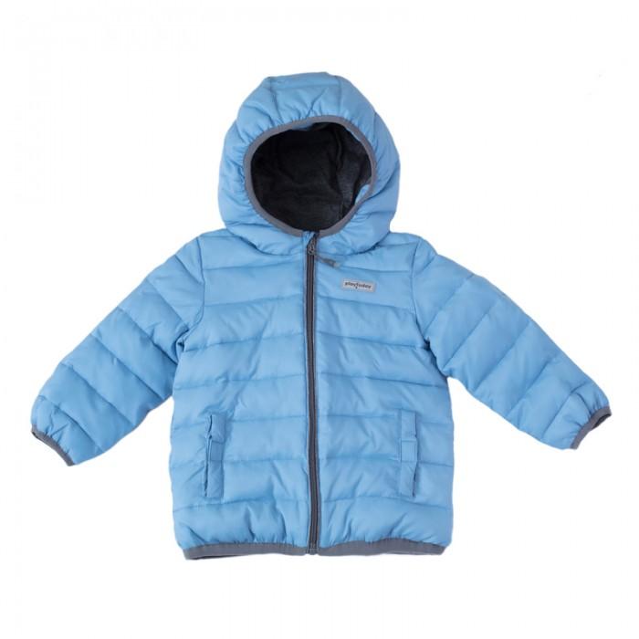Куртки, пальто, пуховики Playtoday Куртка для мальчиков Маленькие строители 187005, Куртки, пальто, пуховики - артикул:451094