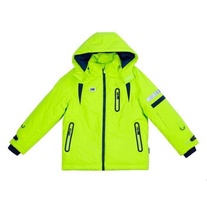 Playtoday Куртка для мальчиков Снежные старты 380002
